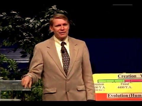 Creation Seminar 2 Garden Of Eden Dr. Kent Hovind (With Subtitles)