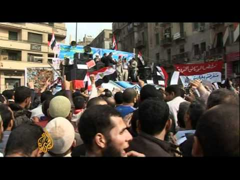 "Tens of thousands return to Tahrir for ""Friday of One Demand"""