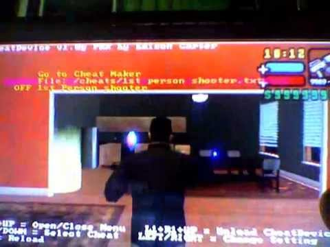 Free GTA LCS PSP Cheatdevice And All Cheat Codes!! New 2012!!!