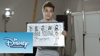 Desenhando minha vida: Jorge Blanco (Draw my life)