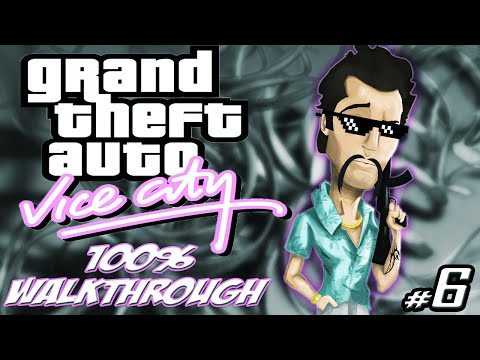 GTA Vice City [:6:] ALL Stadium Events, Properties and Store Robberies [100% Walkthrough]
