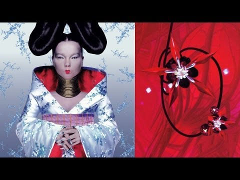Björk - Homogenic (Full Album) Subtitulado