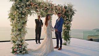 Claudia & Ben destination wedding Koh Samui Thailand