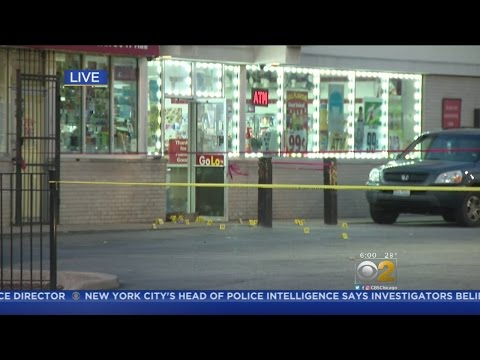 2 Killed, 2 Wounded In Washington Park Shooting