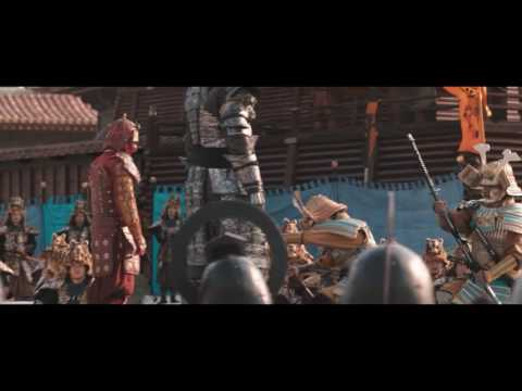 Best Scene 47 Ronin - Fight samurai armor