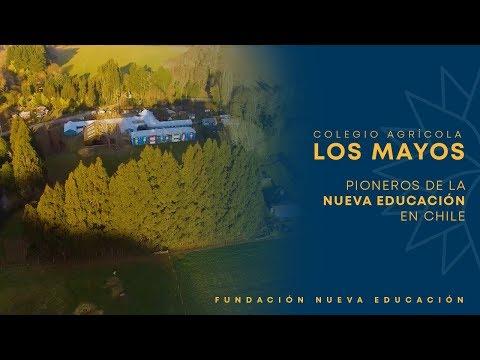 Los Mayos, Pioneros de la Nueva Educación en Chile
