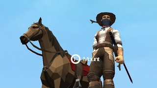 Horse Riding Simulator // Gameplay