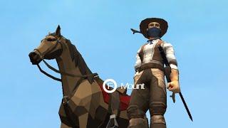 Horse Riding Simulator // Gameplay