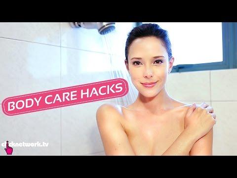 Body Care Hacks - Hack It: EP8