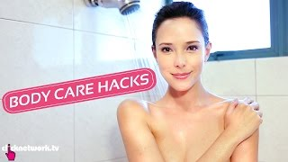 Body Care Hacks - Hack It: EP8