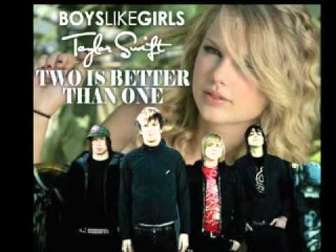 Two Is Better Than One Boys Like Girls Feat Taylor Swift Covered By Tyba Youtube