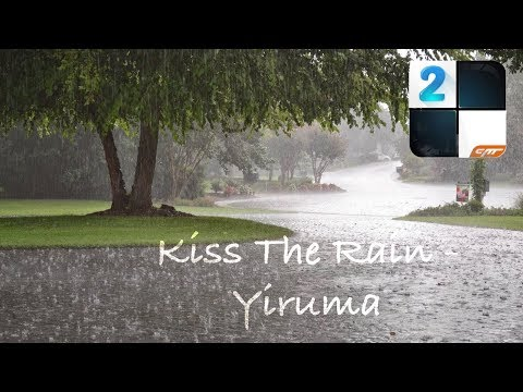 "Piano Tiles 2  The Most Famous Song of Yiruma  ""Kiss The Rain"" 4110 High Score"