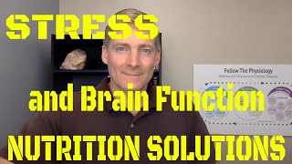 Stress and Brain Function LIVE