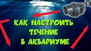 Як правильно налаштувати протягом акваріумі. 1 Ч.