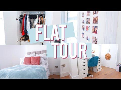 LONDON FLAT TOUR!