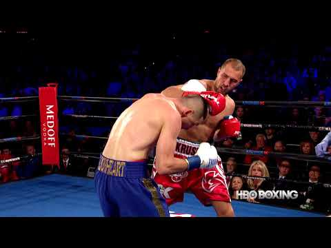 Fight highlights: Sergey Kovalev vs. Vyacheslav Shabranskyy (HBO World Championship Boxing)