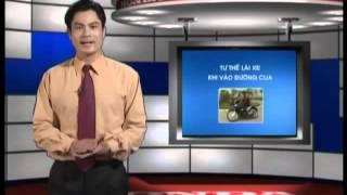 Hướng dẫn lái xe máy an toàn của HONDA Việt Nam