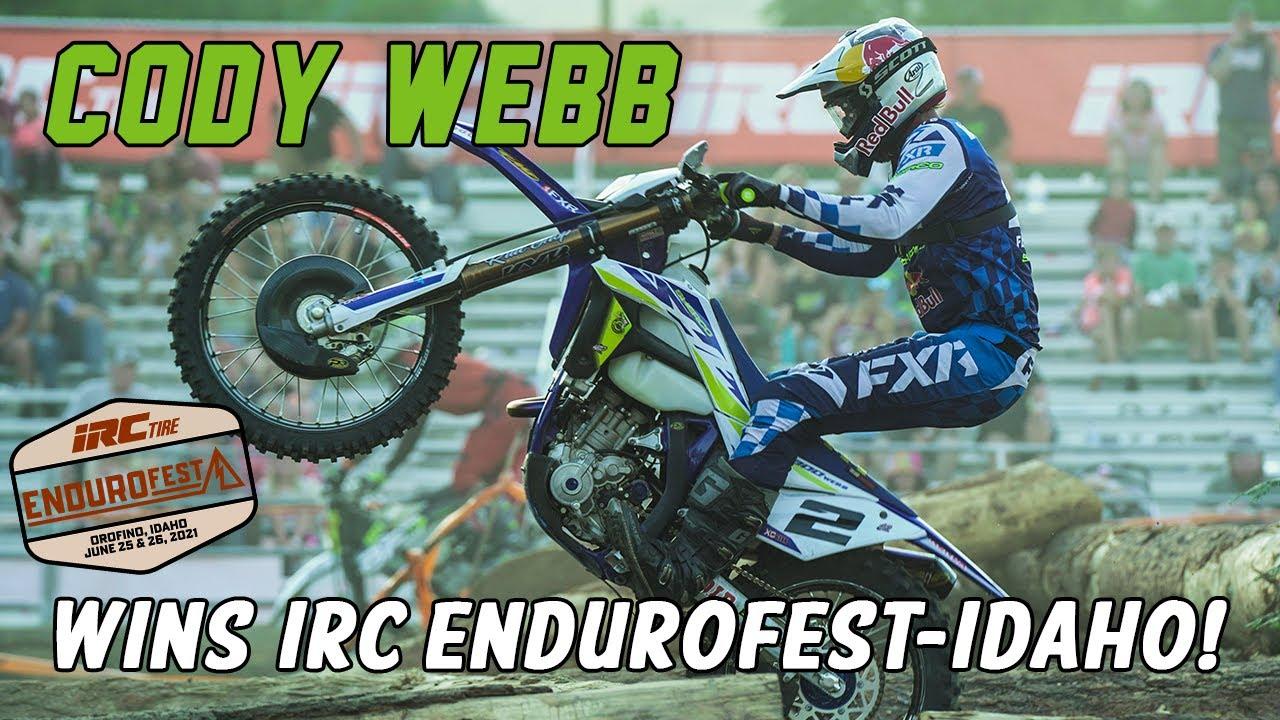 2021 IRC Tire Endurofest-Idaho Recap: Video by Enduro Wurx