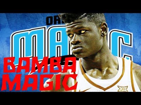 MO BAMBA MAGIC REBUILD!! DEFENSIVE MONSTER!! NBA 2K18