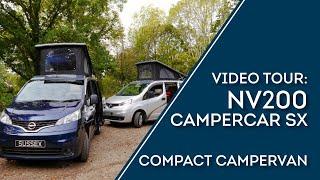New - NV200 CamperCar SX - Sussex Campervans