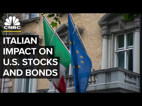 European Political Unrest Just Rocked U.S. Stocks And Bonds | Trading Nation | CNBC
