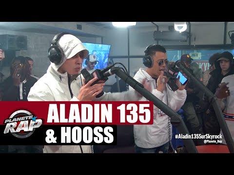 "Aladin 135 & Hooss ""New York"" [Remix] #PlanèteRap"