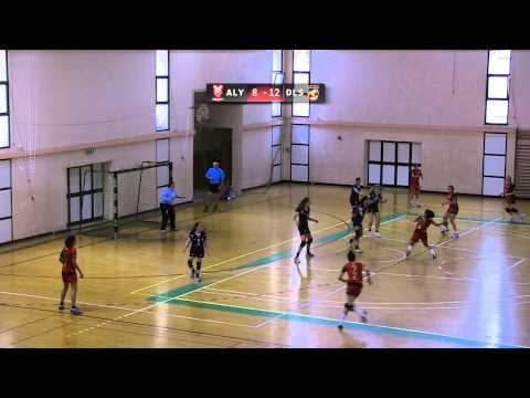 Women Handball Final Highlights 2013