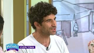 Actorul Toma Cuzin,