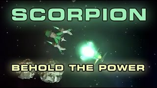 Starblast.io - Getting and maxing the SCORPION.