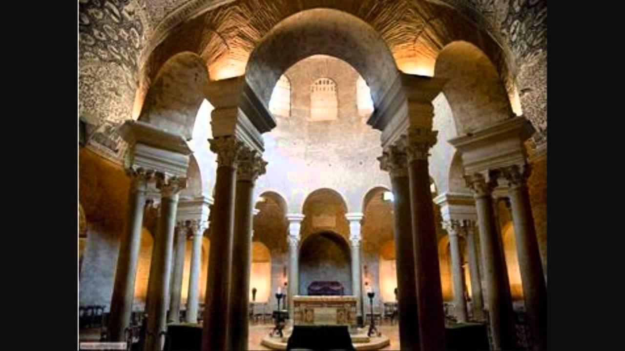 Arquitectura paleocristiana youtube for Imagenes de arquitectura