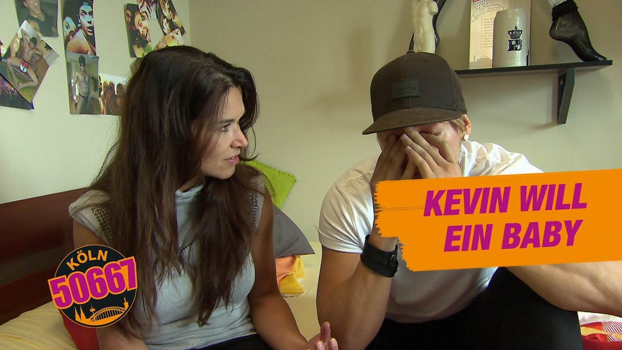 Köln 50667 - Kevin will ein Baby #1428 - RTL II