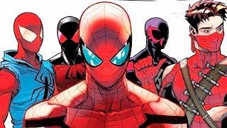 ВОЙНА ЛЮДЕЙ-ПАУКОВ. ПАУКОГЕДДОН. Spider-Geddon (ПОЛНАЯ ИСТОРИЯ).