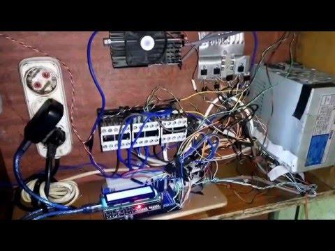 GrowBox на базе Arduino  Mega2560