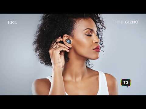 Introducing ERL Total Wireless Earphones with Unbreakable Bluetooth Connections!