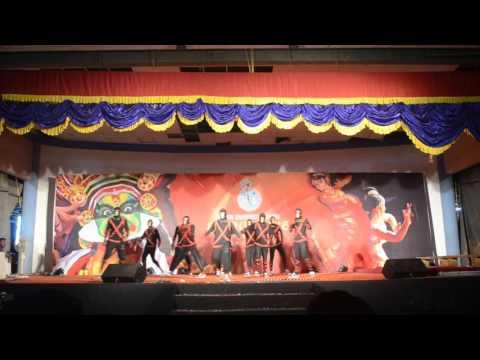 Sargam 2k16 western dance MEC