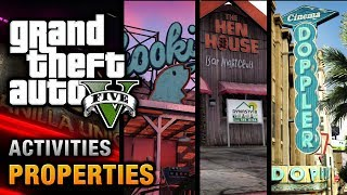 GTA 5 - All Properties