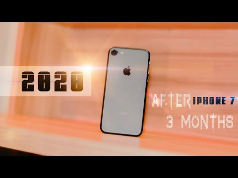 MY IPHONE 7 REVIEW AFTER 3 MONTH IN 2020 🔥