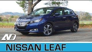 Nissan Leaf - ¿Compite contra Tesla Model 3? - Primer Vistazo