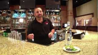 One of our star bartenders at The Grille demonstrates, to you, how to make the perfect Wolfberry (Blueberry) Mojito. Licensing is safe from copyright infringement ...