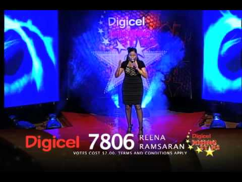 Download Reena Ramsaran's 2nd performance at the 5th DRS TT Live Show 2011