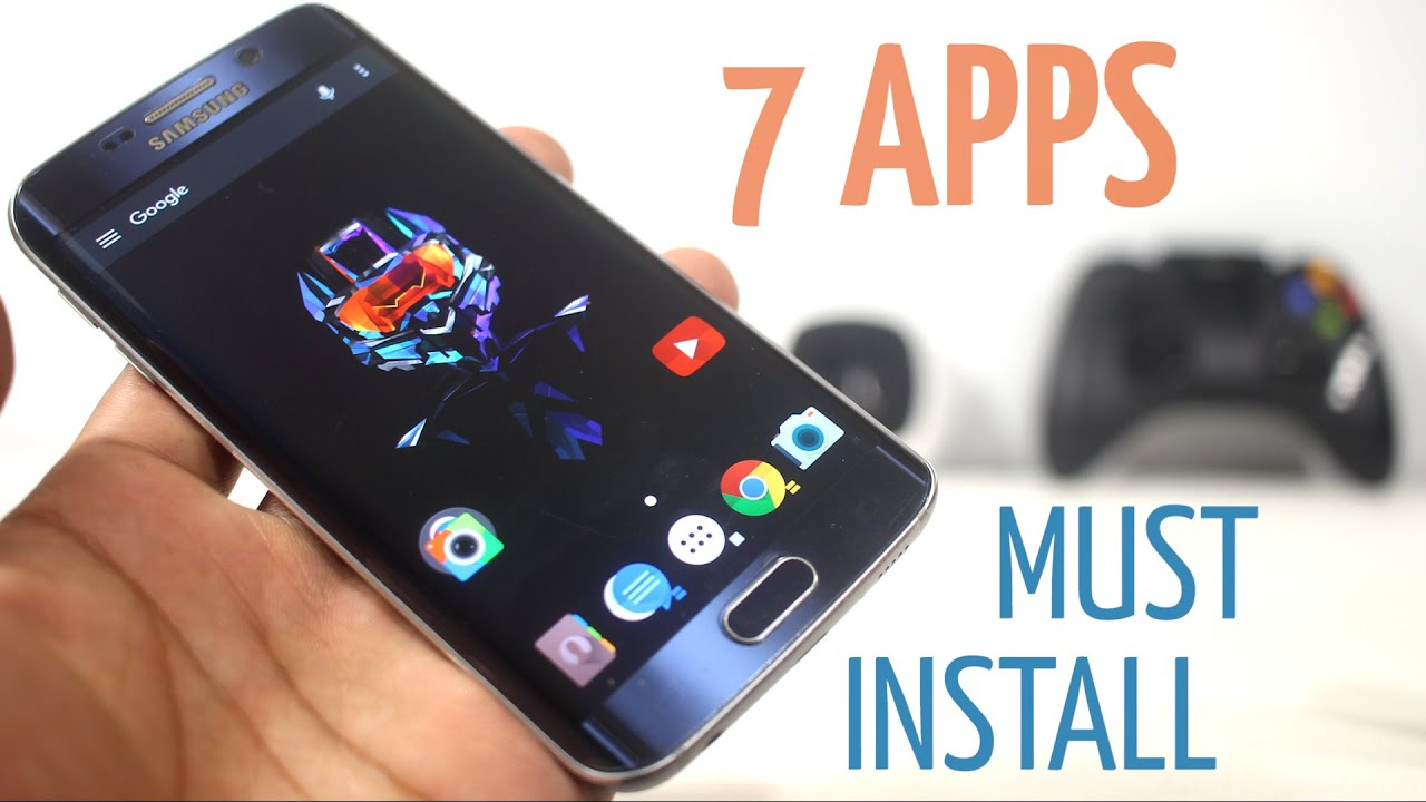 7 New Android Apps You Must Install - YouTube