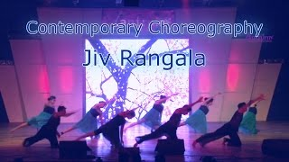 Jiv Rangala | Freestyle Contemporary Choreography | By Tantrum Dance Academy