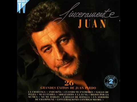 Juan Pardo El Hombre Del Norte Youtube
