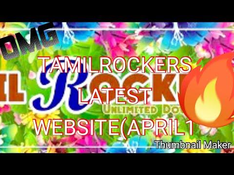 Tamilrockers Latest Website(April12)update