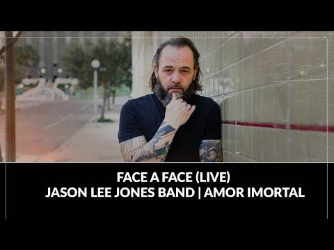 Face A Face (Live) // Jason Lee Jones Band // DVD Amor Imortal