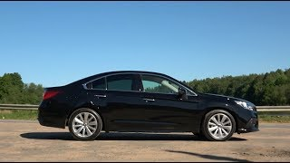 Тест Subaru Legacy 2018.  Возвращение героя