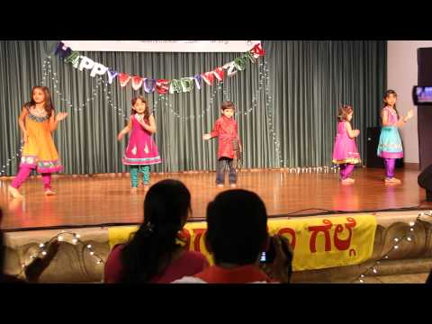 bendekai tondekai kids dance