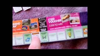 McDonalds Monopoly cheat