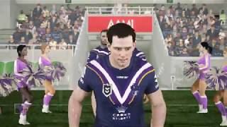 MELBOURNE STORM 2019 CAREER - FINALS ROUND 1 - RUGBY LEAGUE LIVE 4