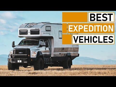 Amazing Expedition Vehicles & Overlanding Trucks